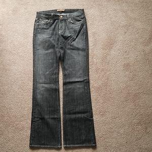 Arden B Signature Black Bootcut Jeans